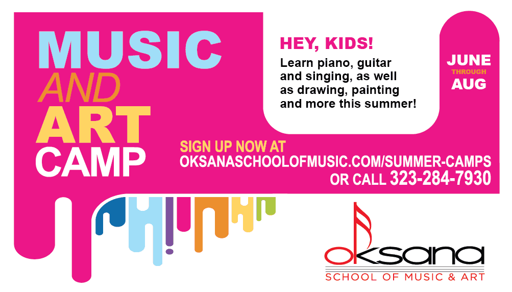 Oksana Music Art Summer Camp